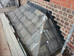 Slate - Altrincham - Before