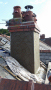 Roof and chimney stack renovation, Goostrey