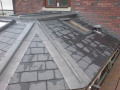 Glass roof conversion, Macclesfield